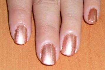 Mis uñas se ven esplendorosas